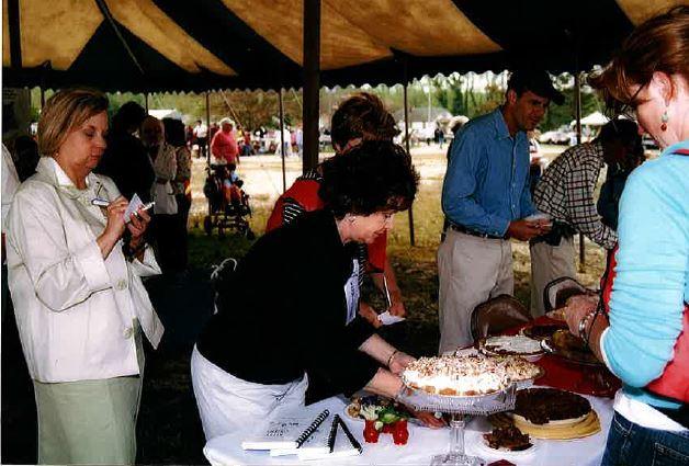 Blue Ribbon Pie Contest 2005